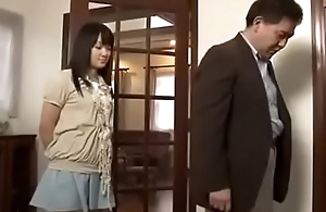 Nana Usami - Uncle and teen girl screwed