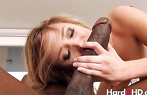 AJ Applegate rides on BBC