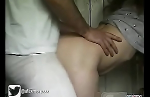 euro prepare oneself great doggy style quickie before personate  = WATCH MORE =&gt_ https://ouo.io/hwXWxa