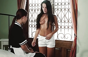 VivThomas - Housemaid Paula Shy and her All the following are mistress