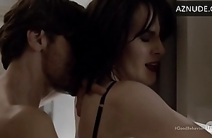 Michelle Dockery Coition Scene - Good Behavior (TV Series)