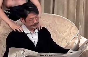 Japanese schoolgirl gets orgasm vanguard of her father (Full: bit.ly/2zvRJeR)