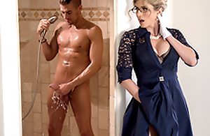 Stuck-Up Stepmom -Naked  Cory Chase Far the porn scene