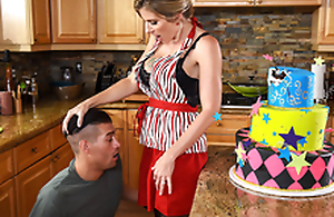 Brazzers Betty Cocker -  Cory Chase In the porn scene