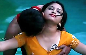 Hot Mamatha romance there boy affiliate fro swimming pool-1