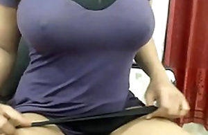 Big Titties Desi Indian Bhabi Fingers
