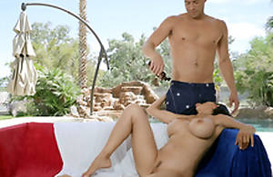 Independence Lay Starring Alexis Fawx - Brazzers HD