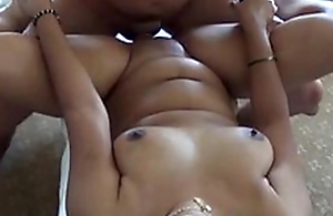 Indian mumbai down in the mouth bhabhi fucking with husband