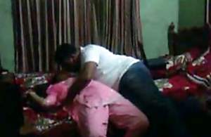 Desi couple making sexual congress tape
