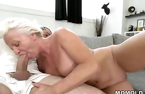 Elderly latitudinarian halcyon needs big dick