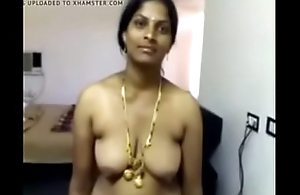 My aunty nude play