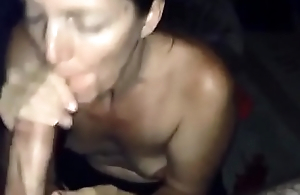 POV Cum Swallow BJ
